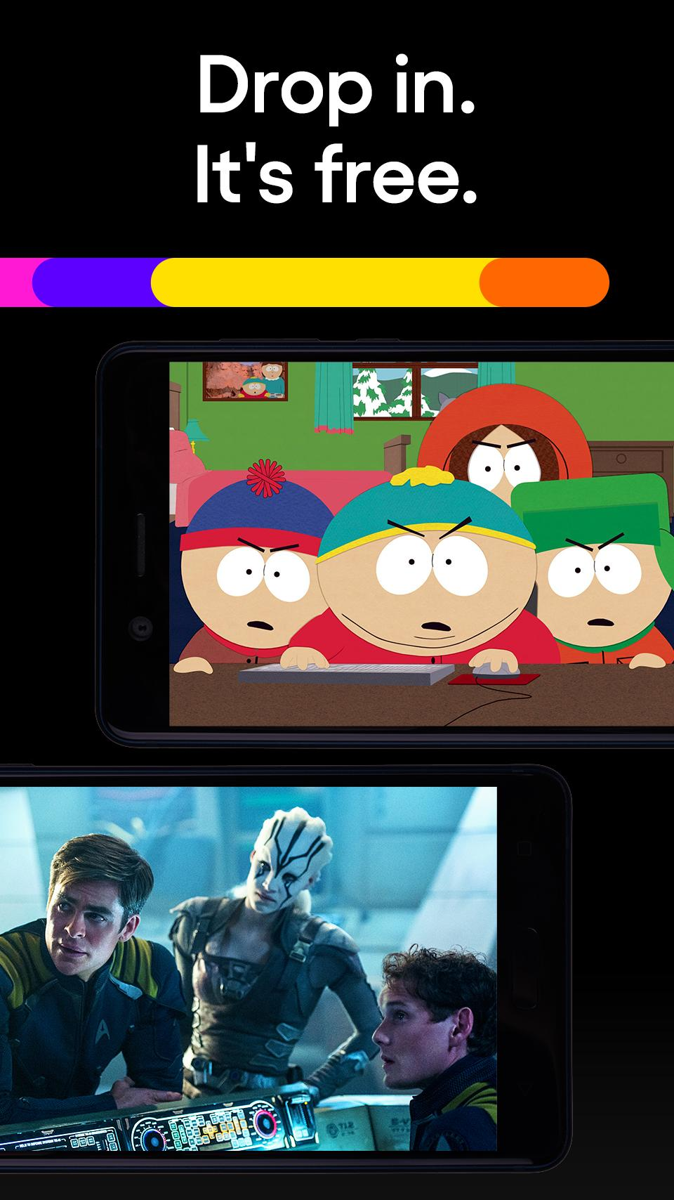 Pluto TV It's Free TV 5.3.0 Screenshot 6