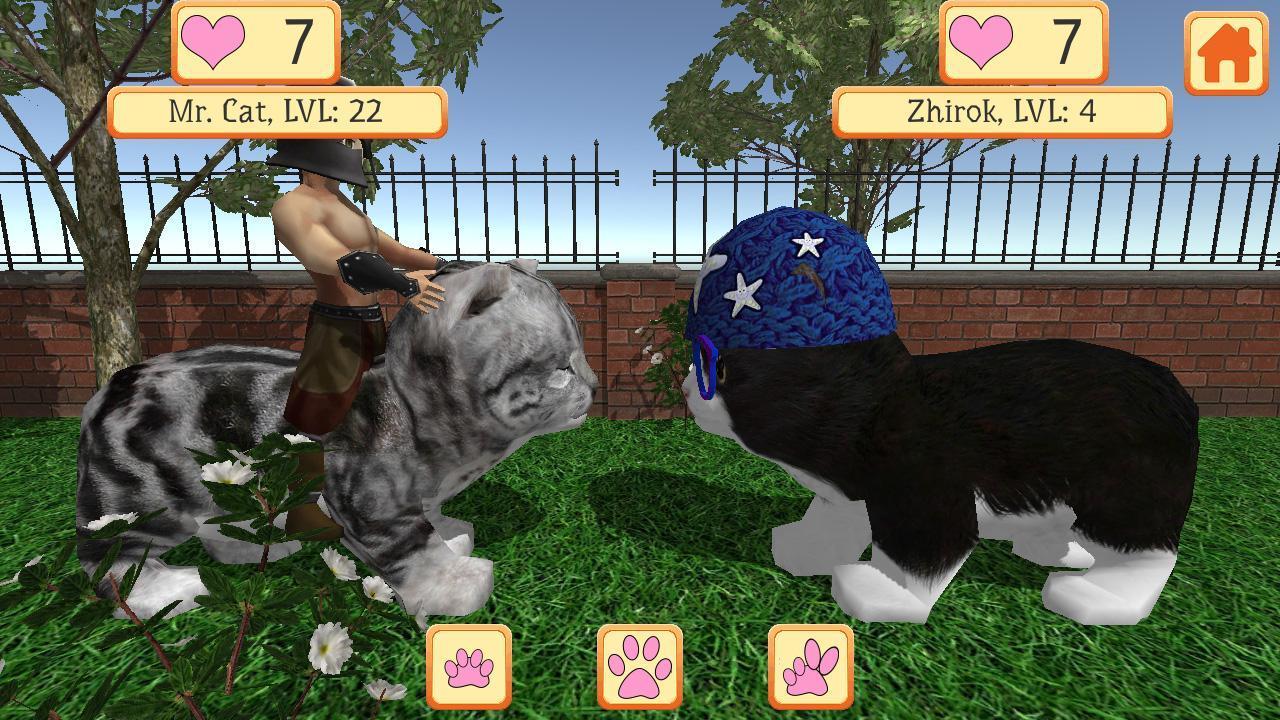 Cute Pocket Cat 3D - Part 2 1.0.8.1 Screenshot 21