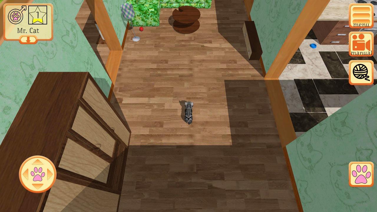 Cute Pocket Cat 3D - Part 2 1.0.8.1 Screenshot 6