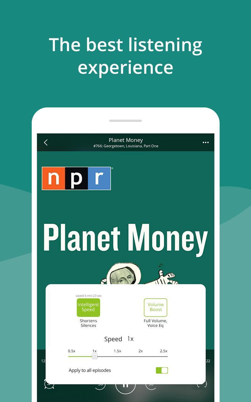 Podcast App & Podcast Player - Podbean 7.5.3 Screenshot 10