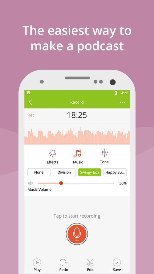 Podcast App & Podcast Player - Podbean 7.5.3 Screenshot 6