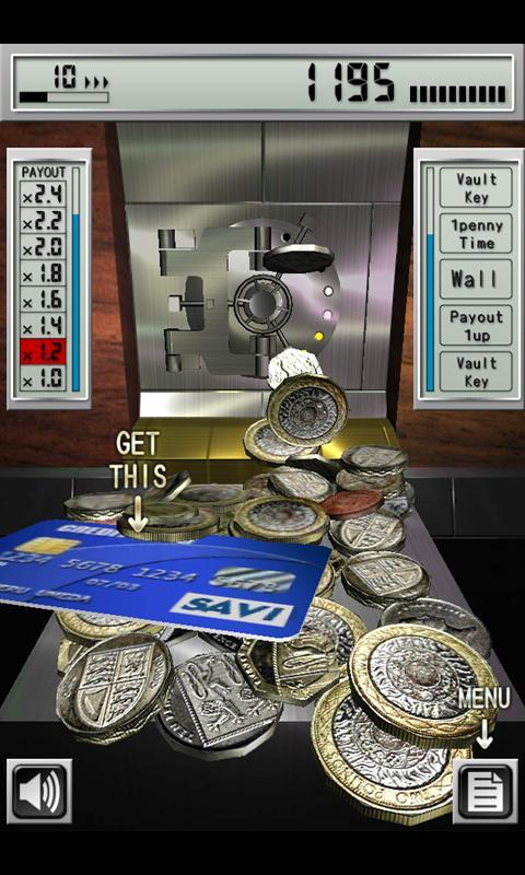CASH DOZER GBP 1.36.000 Screenshot 4