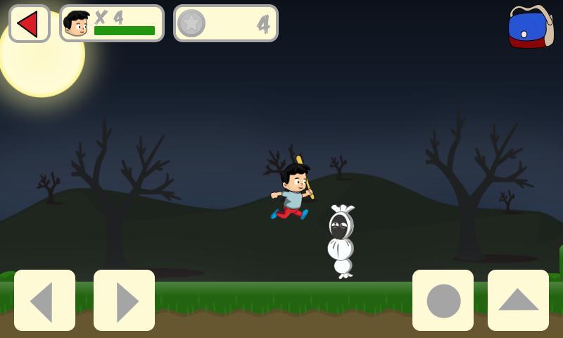 Pocong Hunter 1.8.1 Screenshot 1