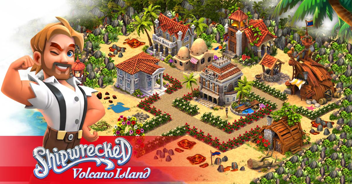 Volcano Island: Tropic Paradise 1.3.8 Screenshot 1