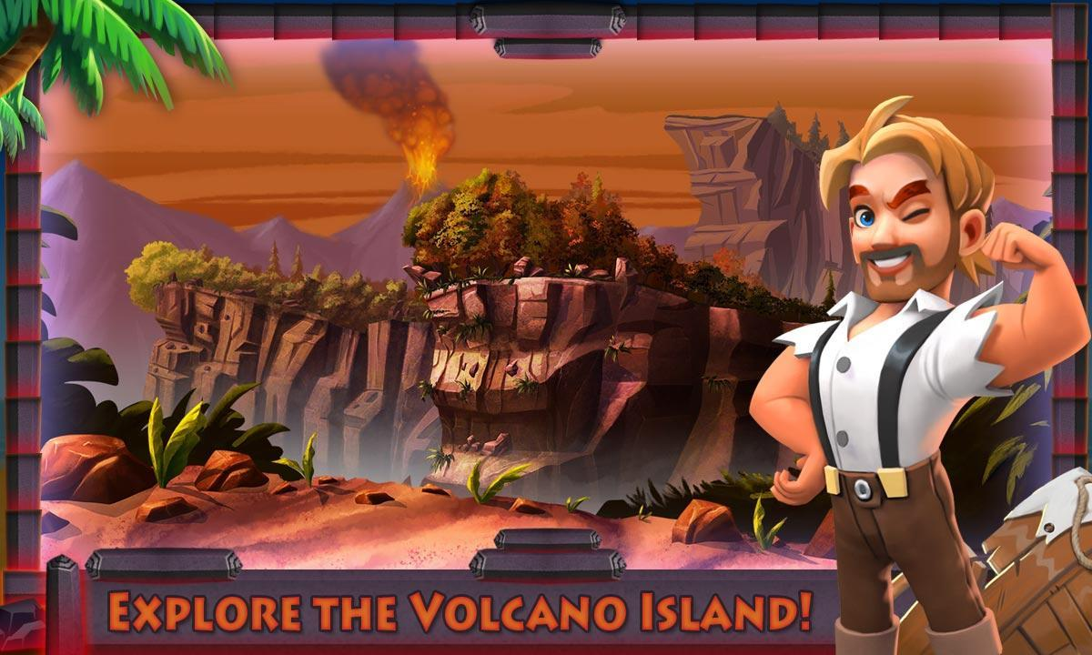 Volcano Island: Tropic Paradise 1.3.8 Screenshot 12