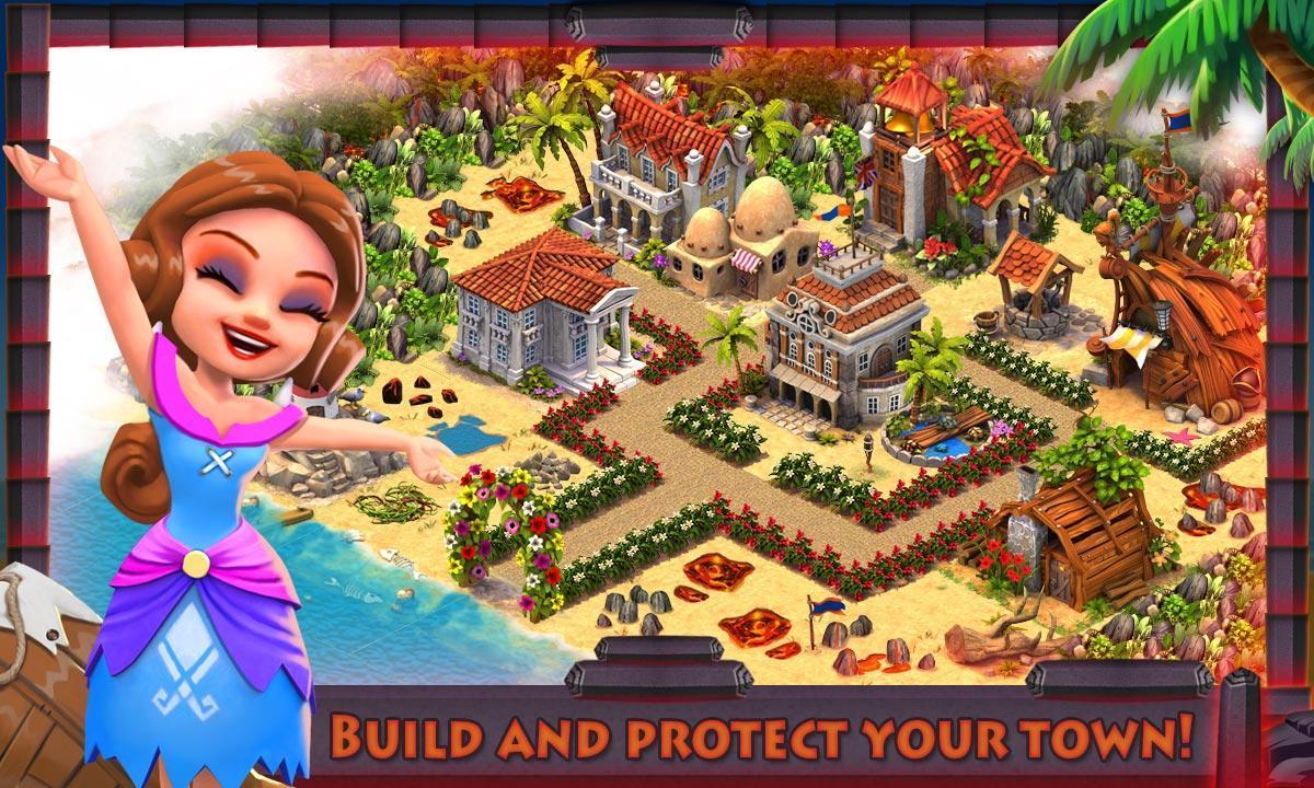 Volcano Island: Tropic Paradise 1.3.8 Screenshot 16