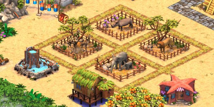 Volcano Island: Tropic Paradise 1.3.8 Screenshot 3