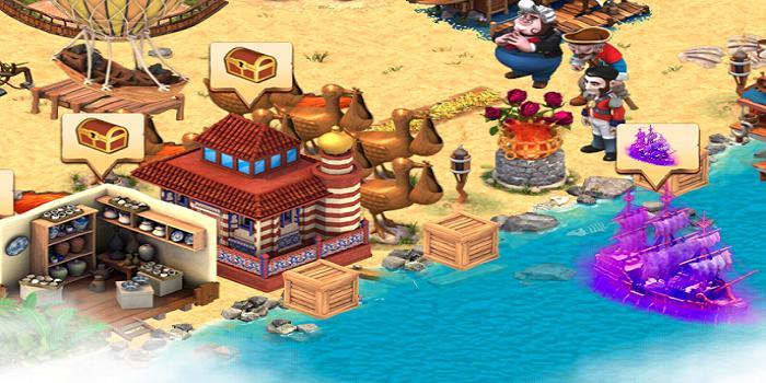 Volcano Island: Tropic Paradise 1.3.8 Screenshot 5