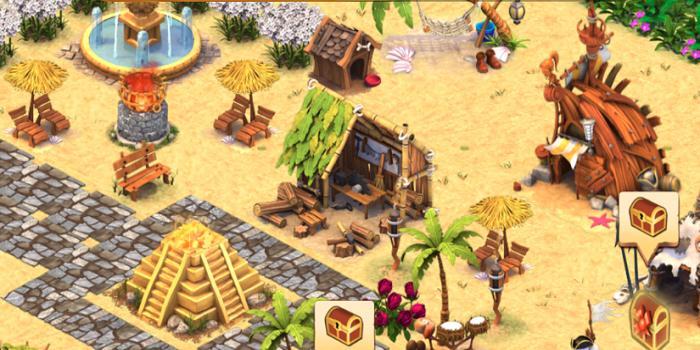 Volcano Island: Tropic Paradise 1.3.8 Screenshot 6