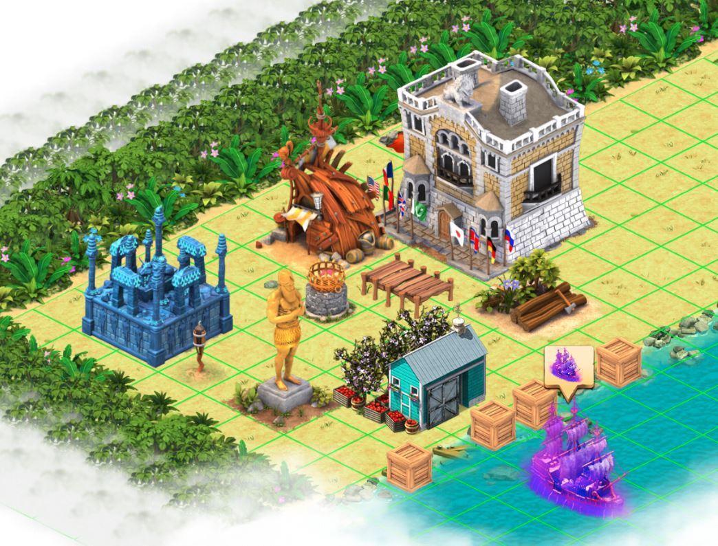 Volcano Island: Tropic Paradise 1.3.8 Screenshot 8