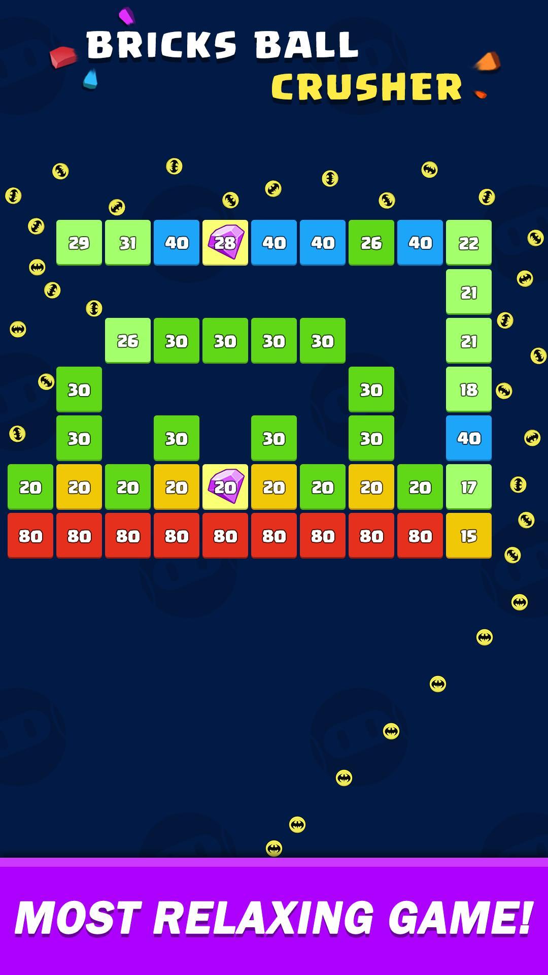 Bricks Ball Crusher 1.2.65 Screenshot 1