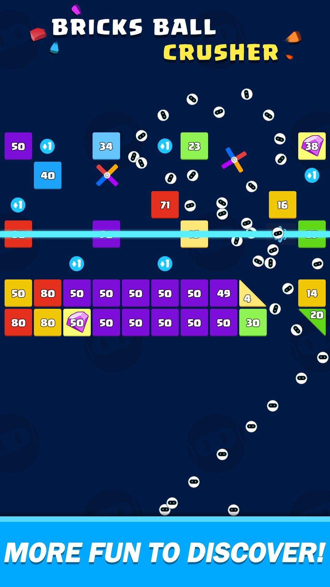 Bricks Ball Crusher 1.2.65 Screenshot 2