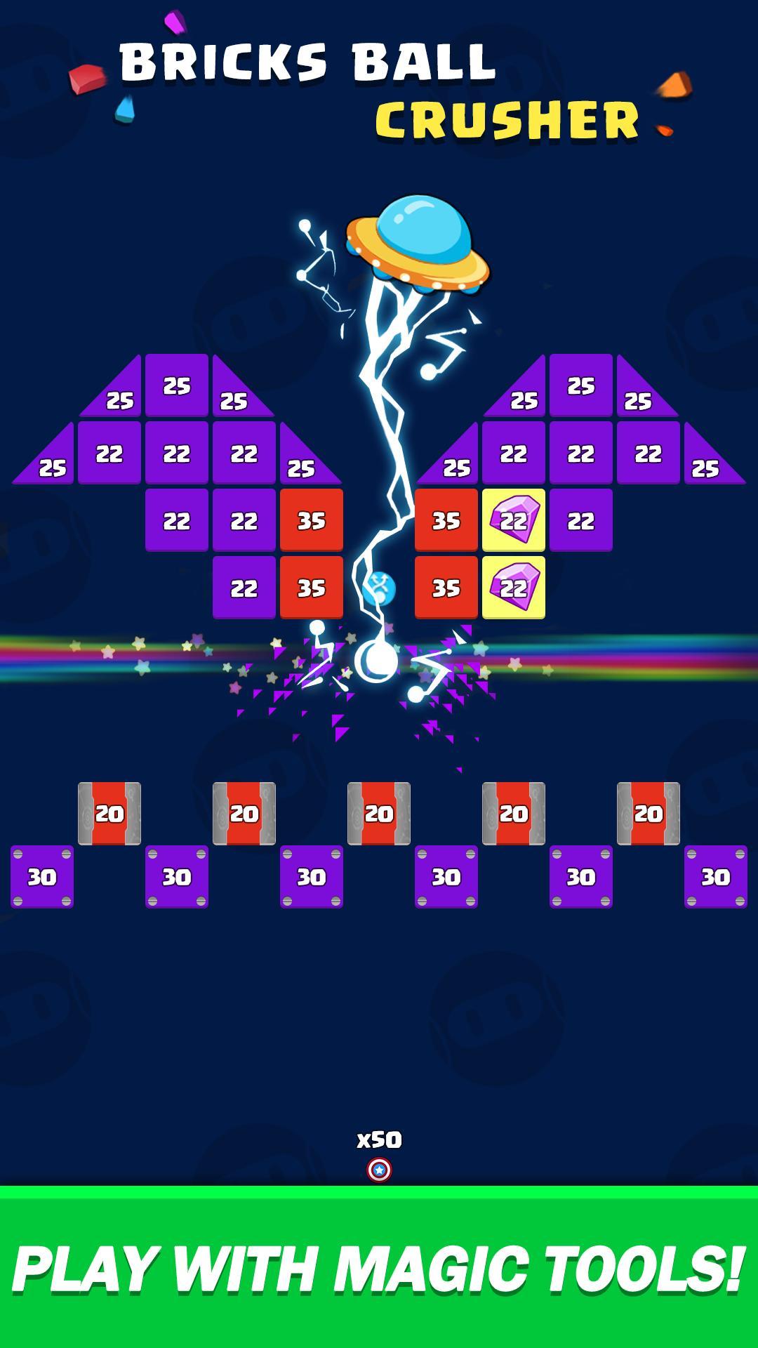 Bricks Ball Crusher 1.2.65 Screenshot 3