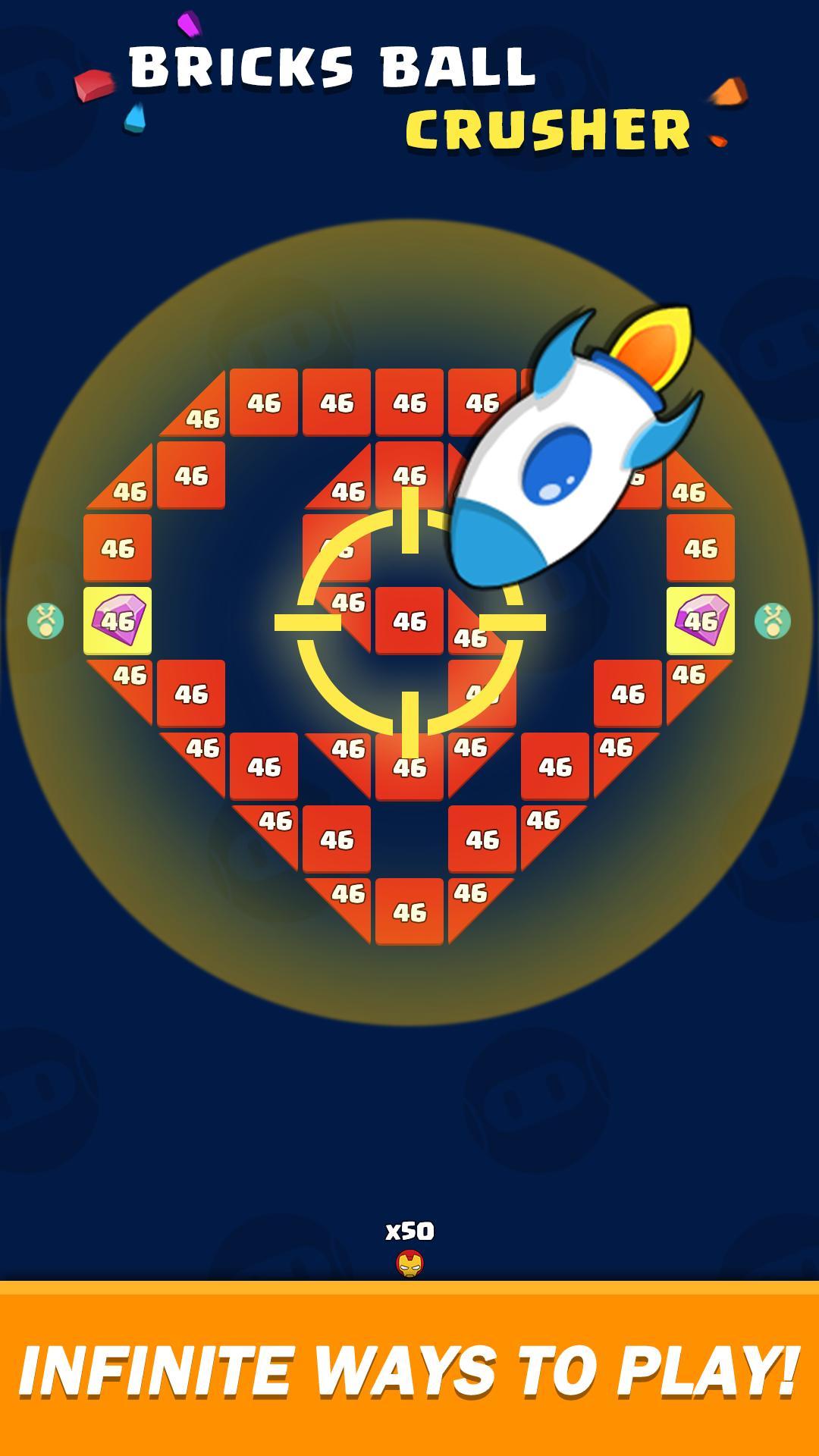 Bricks Ball Crusher 1.2.65 Screenshot 4