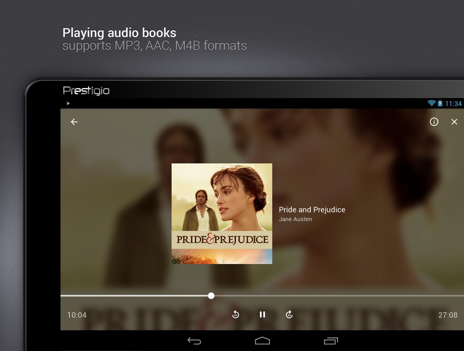eReader Prestigio Book Reader 6.3.0 Screenshot 13