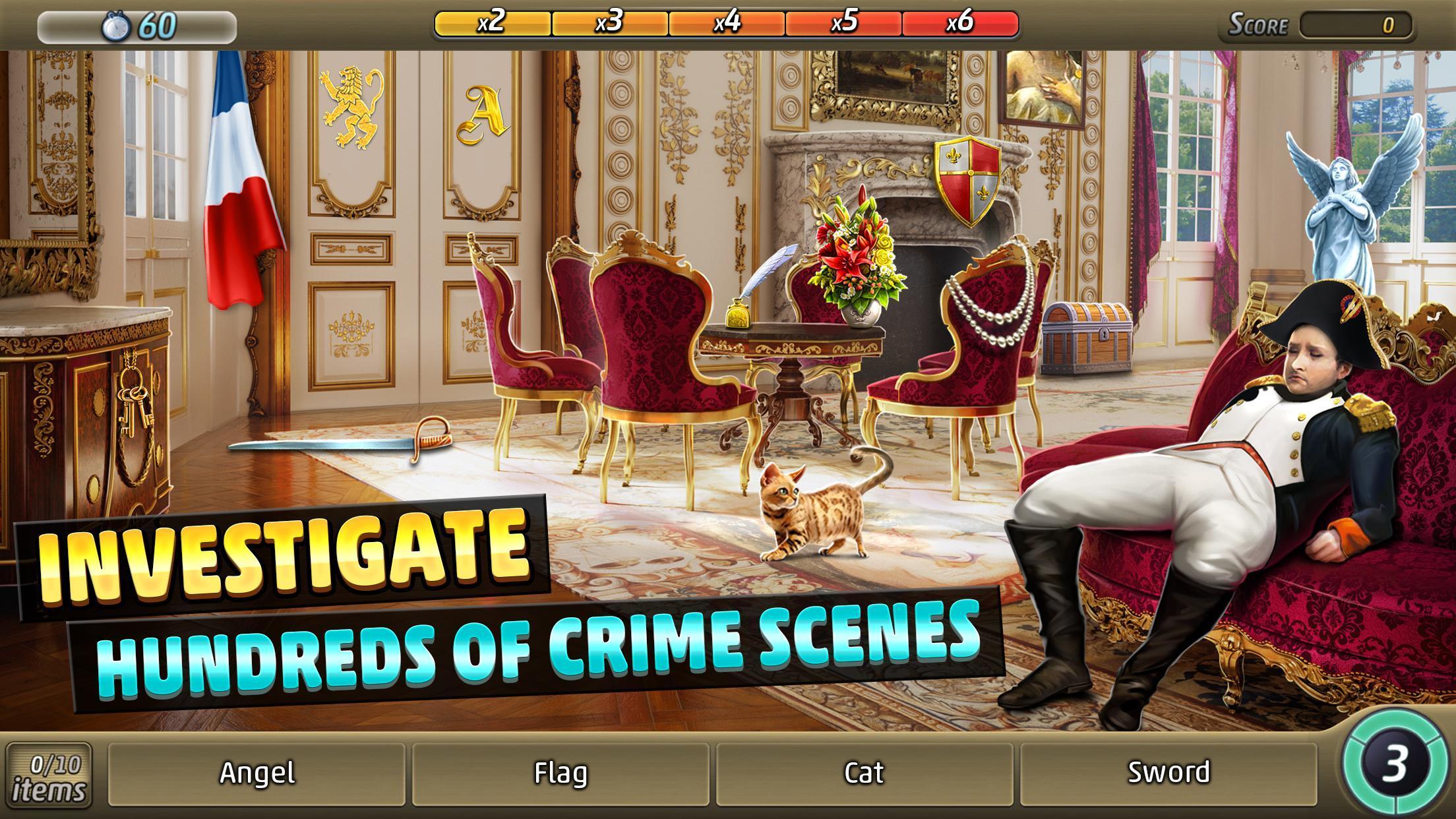 Criminal Case: Travel in Time 2.33.1 Screenshot 1