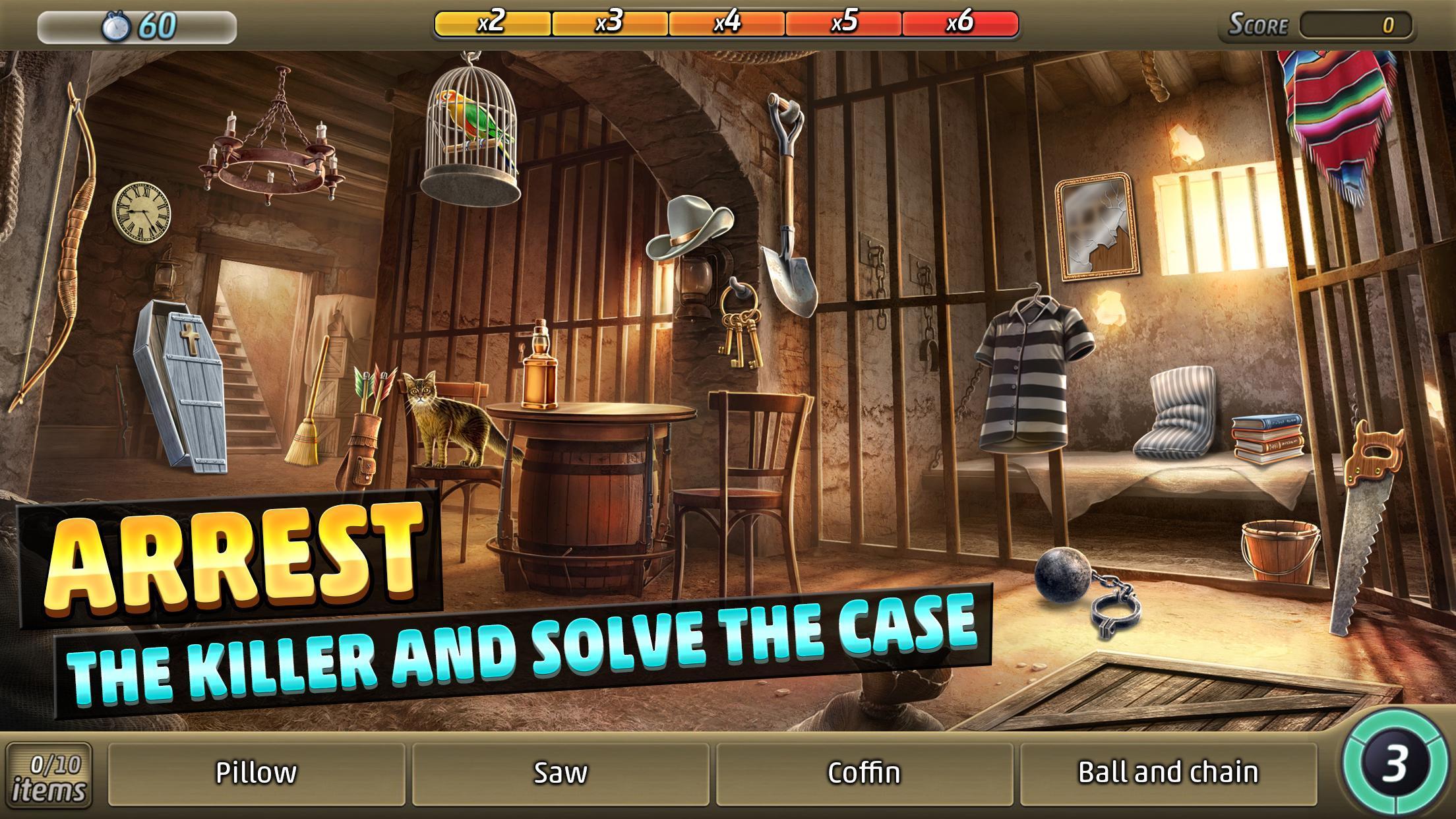 Criminal Case: Travel in Time 2.33.1 Screenshot 10