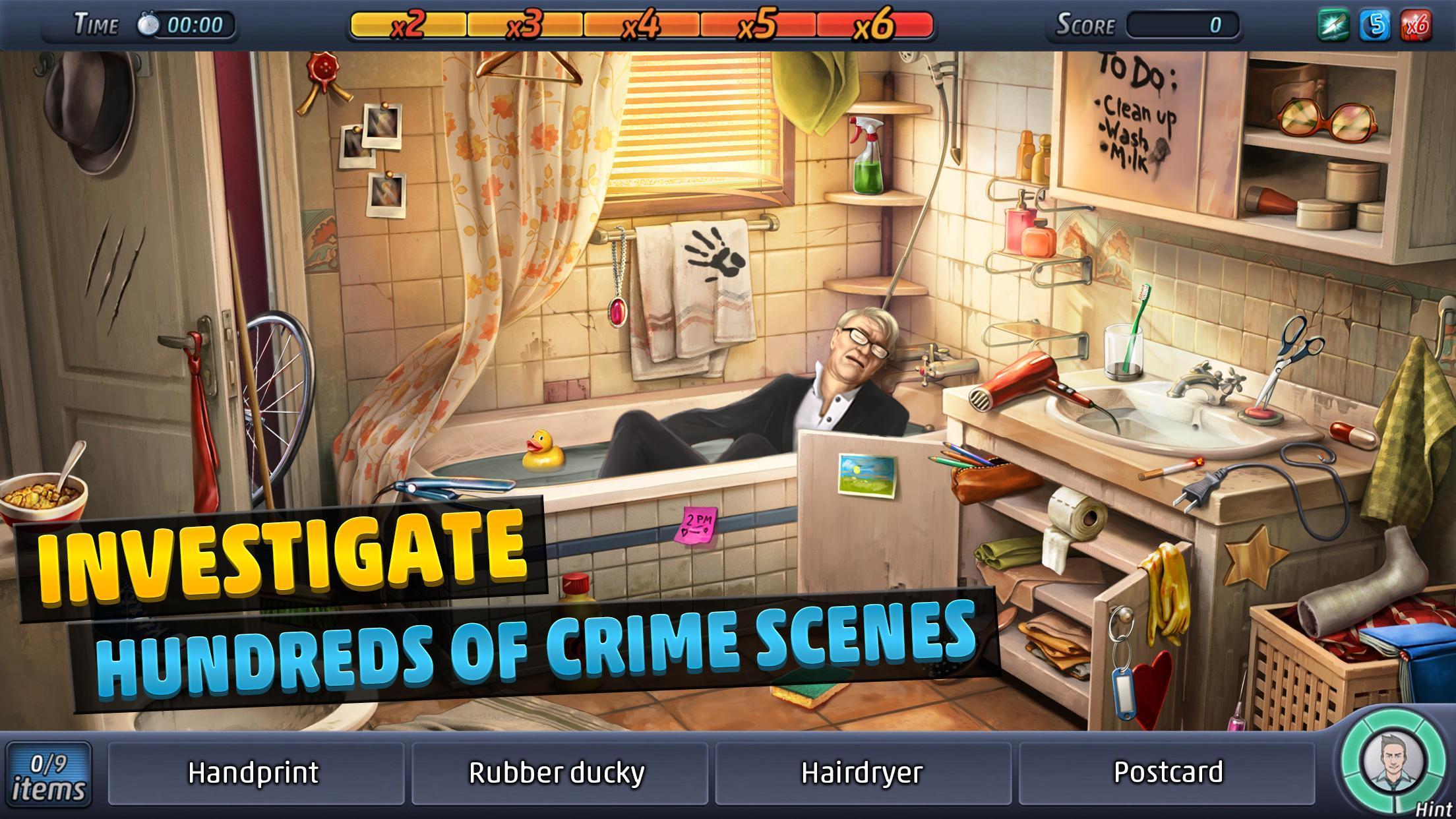Criminal Case 2.34 Screenshot 6