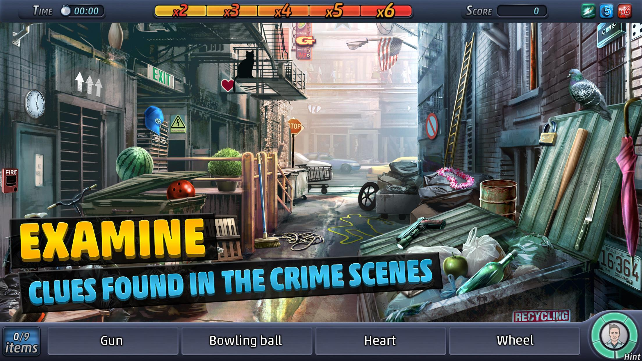 Criminal Case 2.34 Screenshot 7