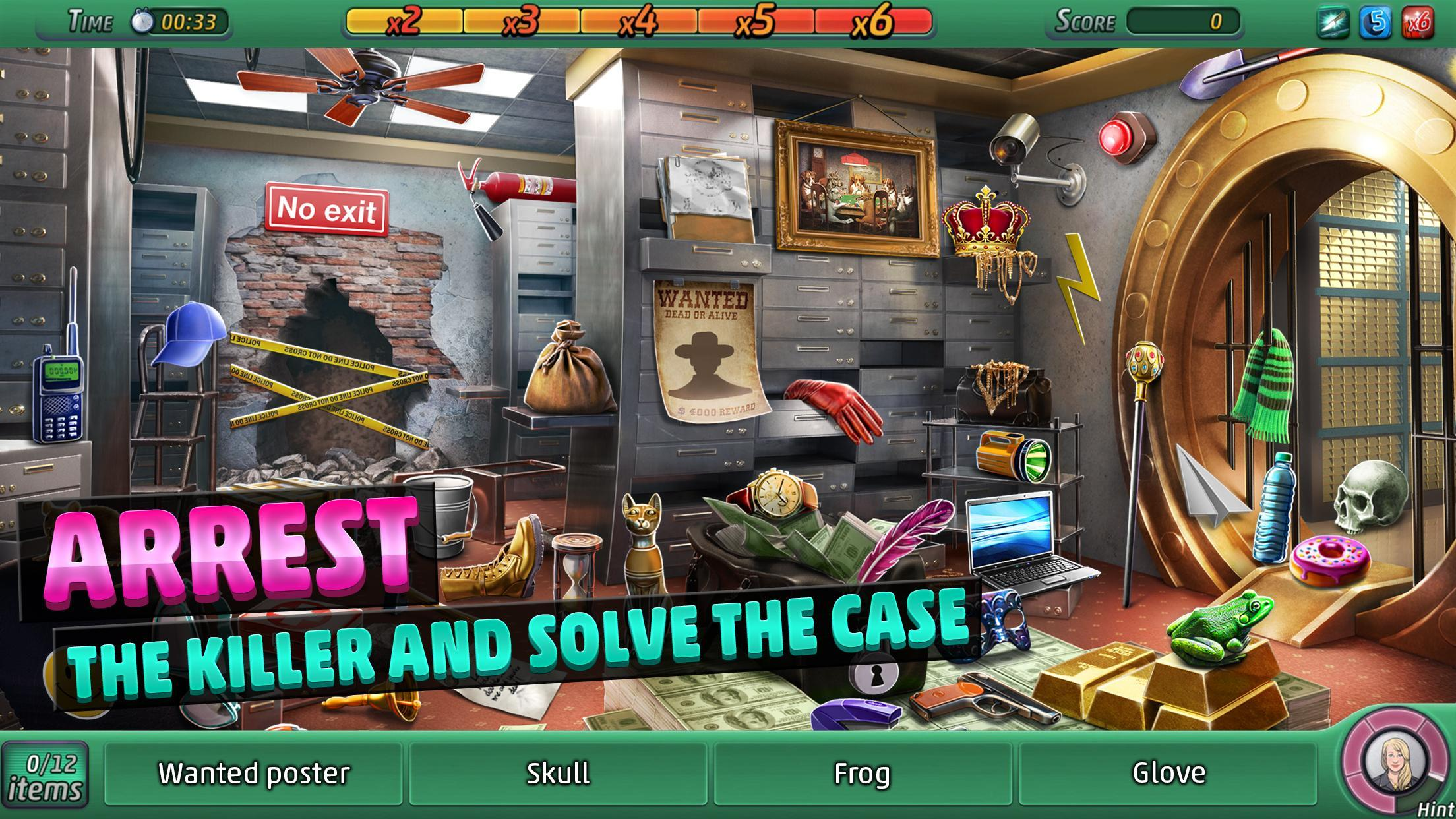 Criminal Case: Pacific Bay 2.33 Screenshot 10