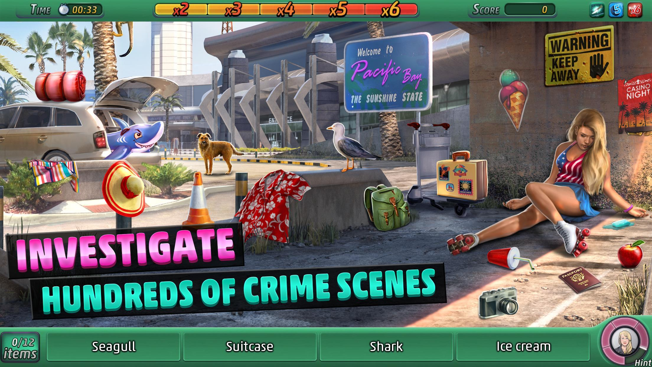 Criminal Case: Pacific Bay 2.33 Screenshot 11