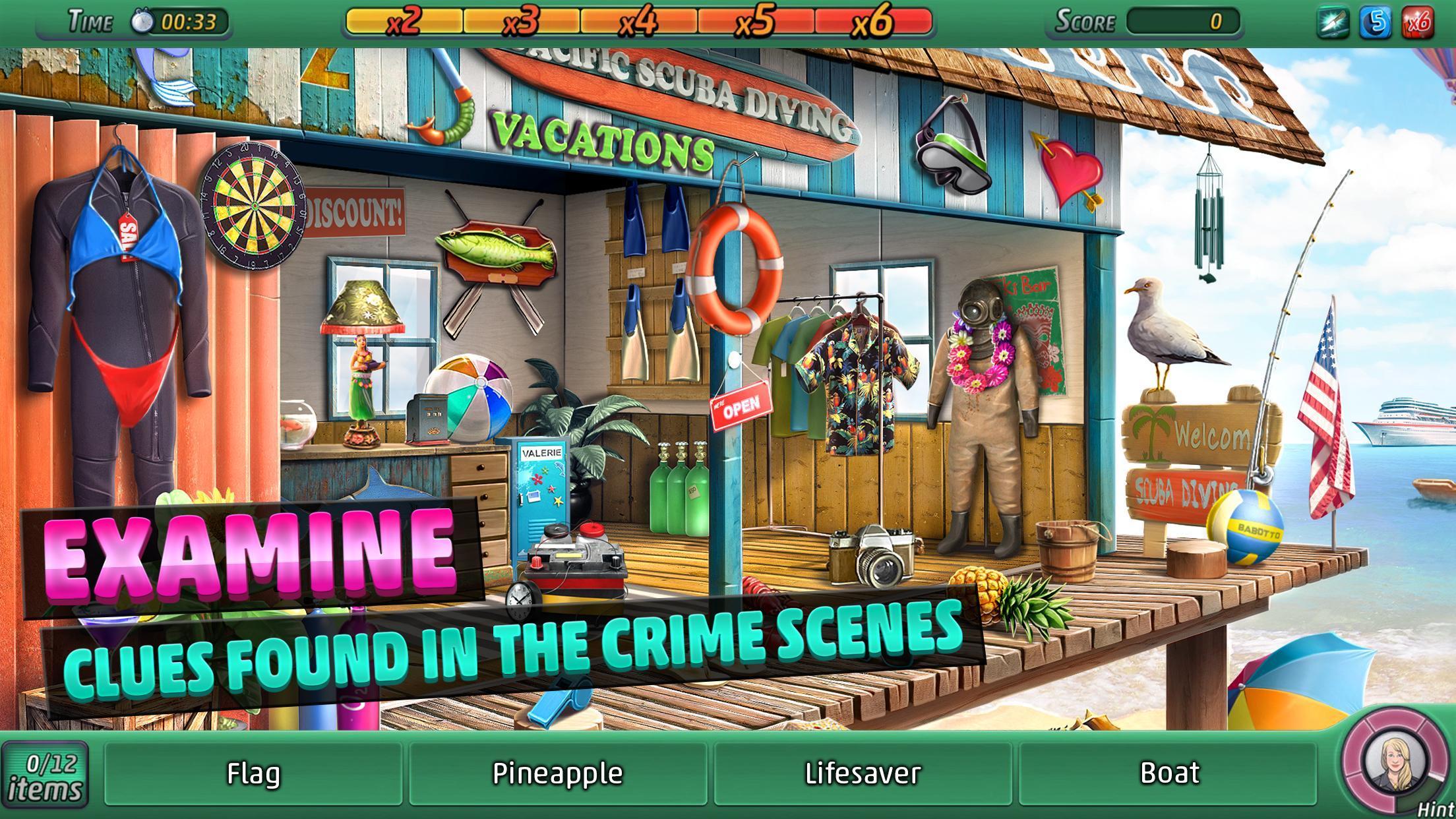 Criminal Case: Pacific Bay 2.33 Screenshot 12