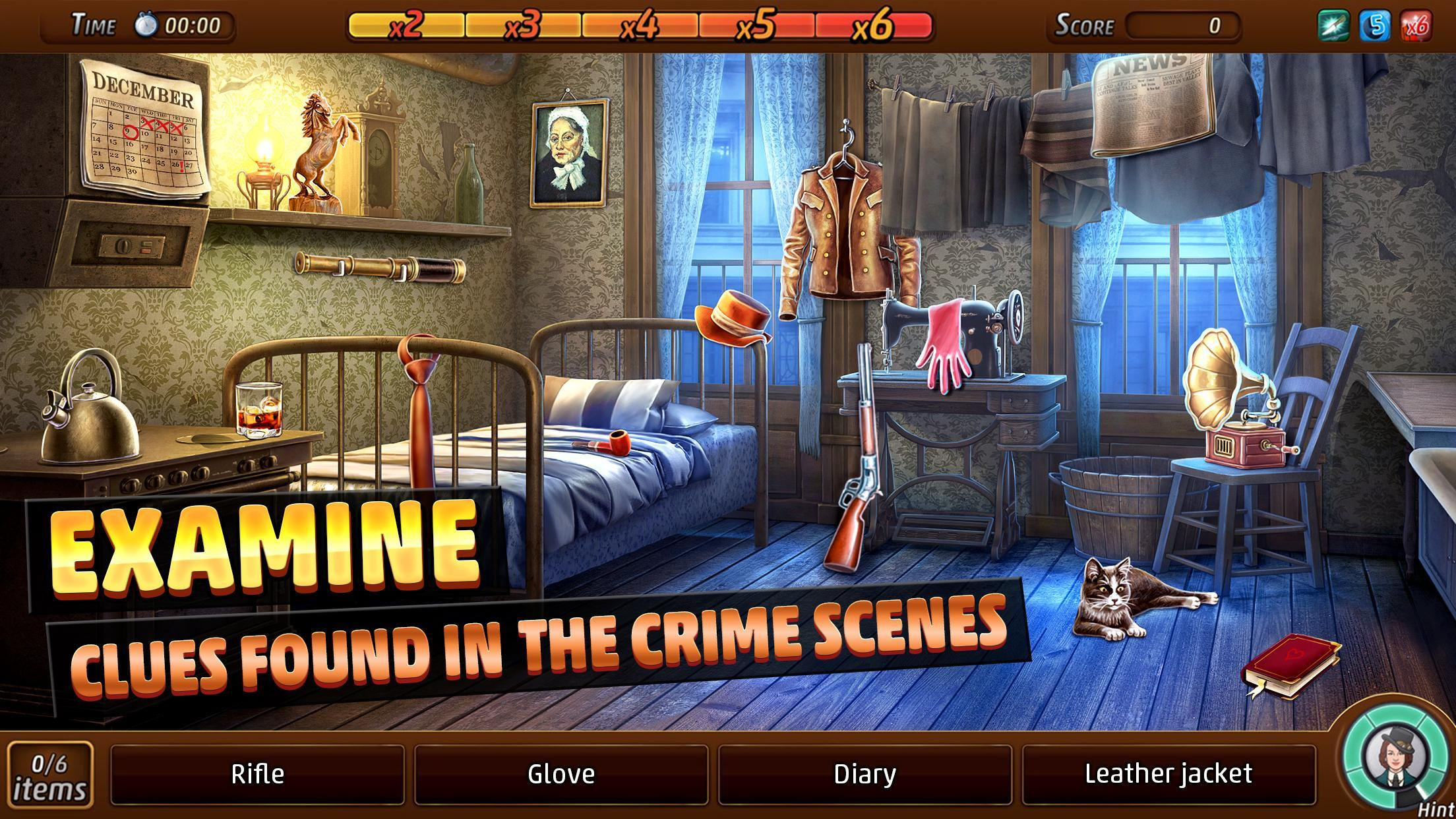 Criminal Case: Mysteries of the Past 2.35.1 Screenshot 2