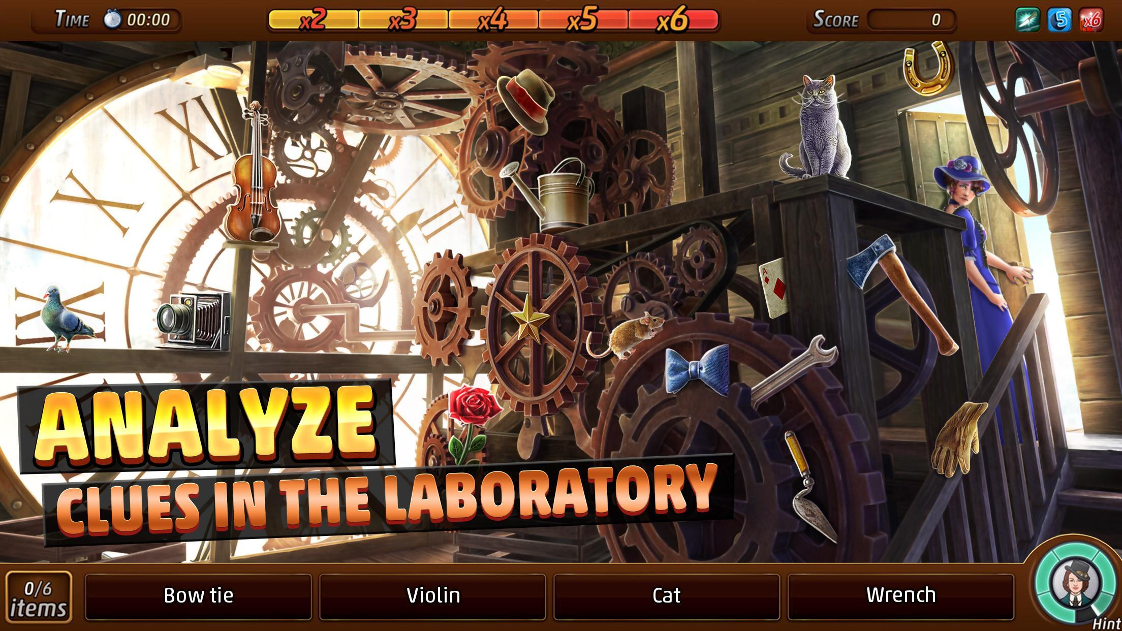Criminal Case: Mysteries of the Past 2.35.1 Screenshot 3