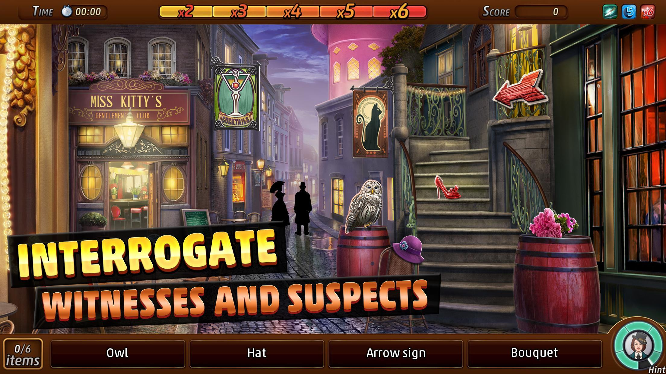 Criminal Case: Mysteries of the Past 2.35.1 Screenshot 4