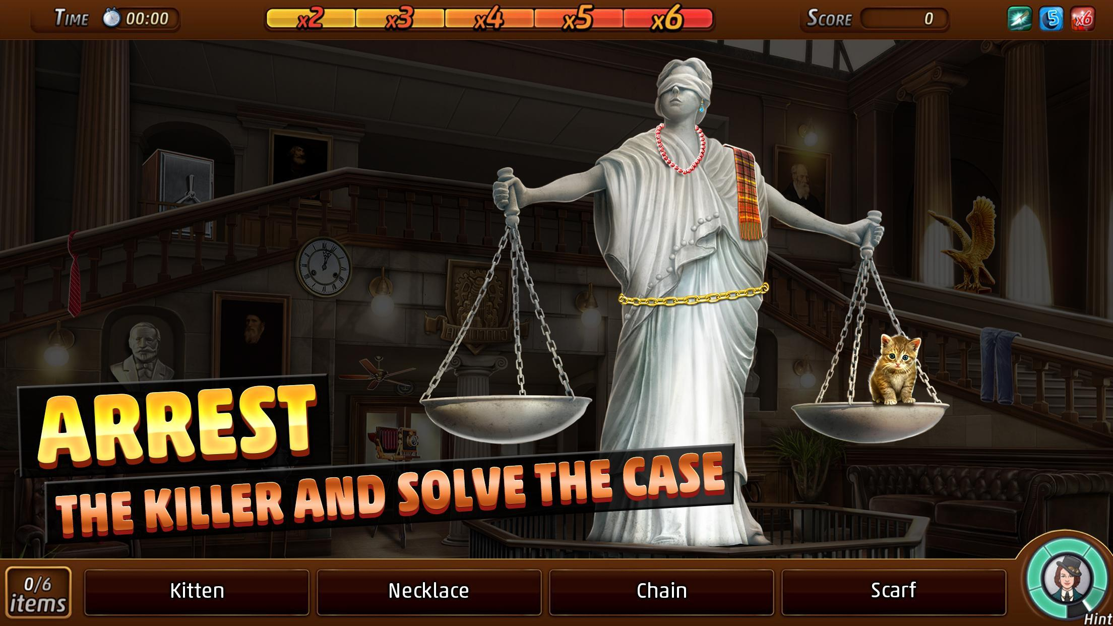 Criminal Case: Mysteries of the Past 2.35.1 Screenshot 5