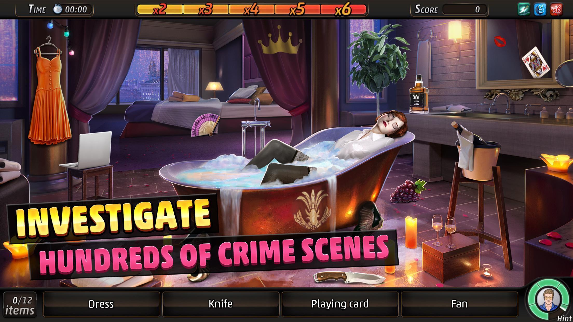 Criminal Case: Save the World! 2.33 Screenshot 1