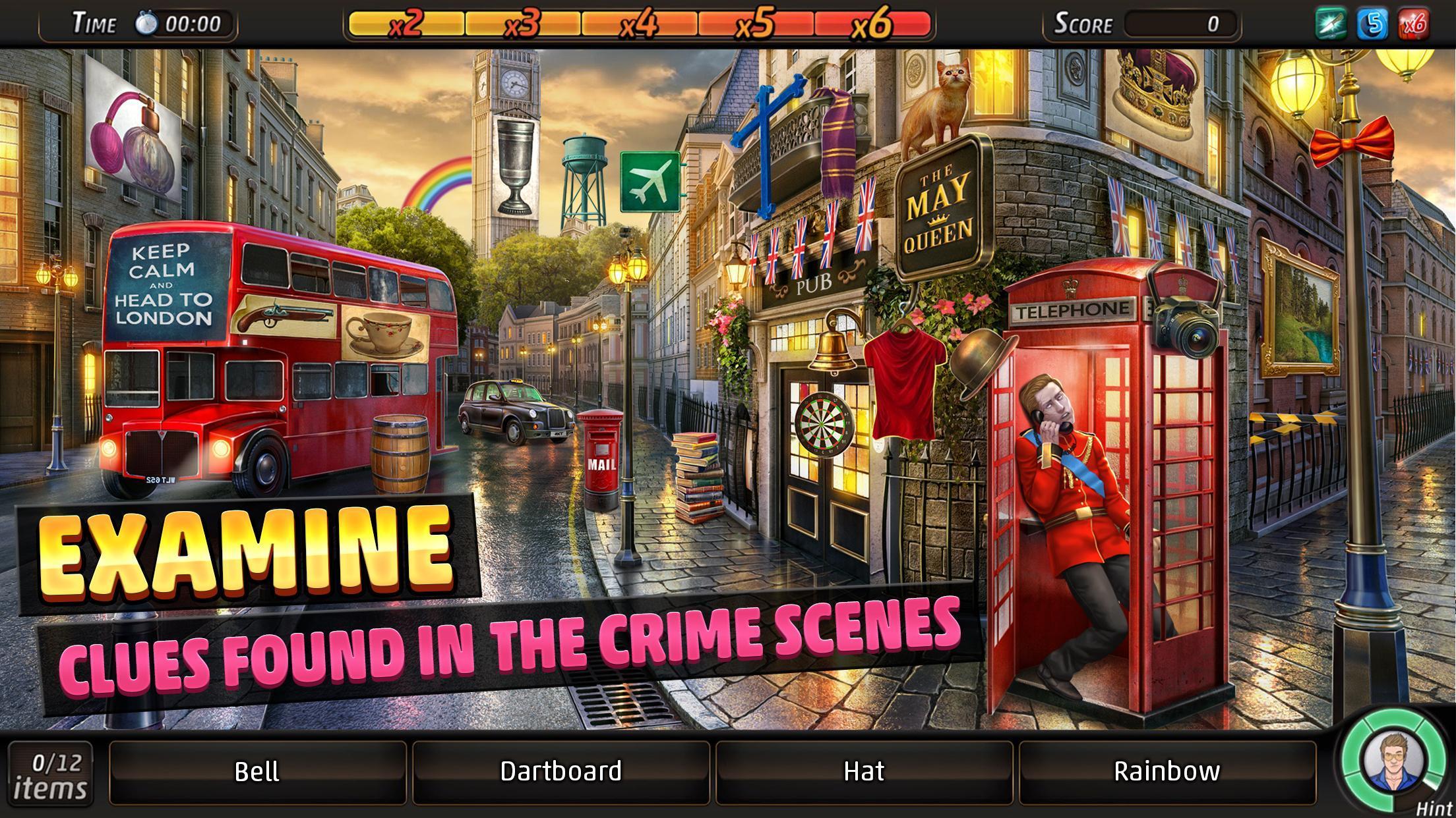 Criminal Case: Save the World! 2.33 Screenshot 2