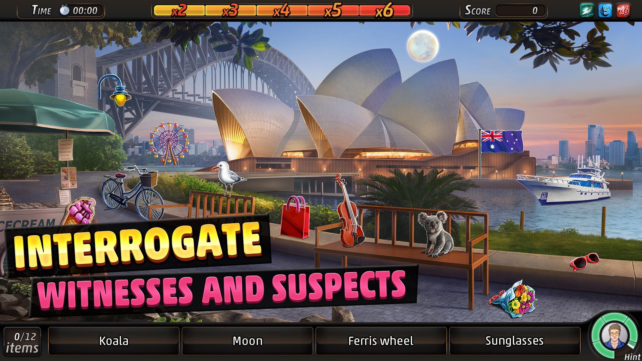 Criminal Case: Save the World! 2.33 Screenshot 4