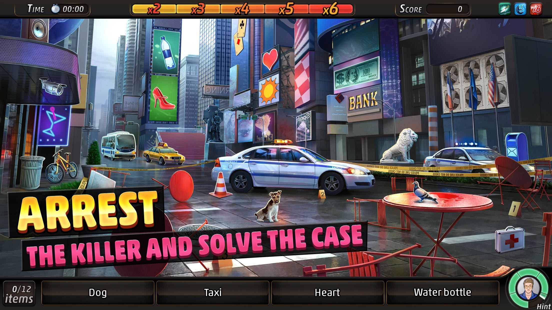 Criminal Case: Save the World! 2.33 Screenshot 5