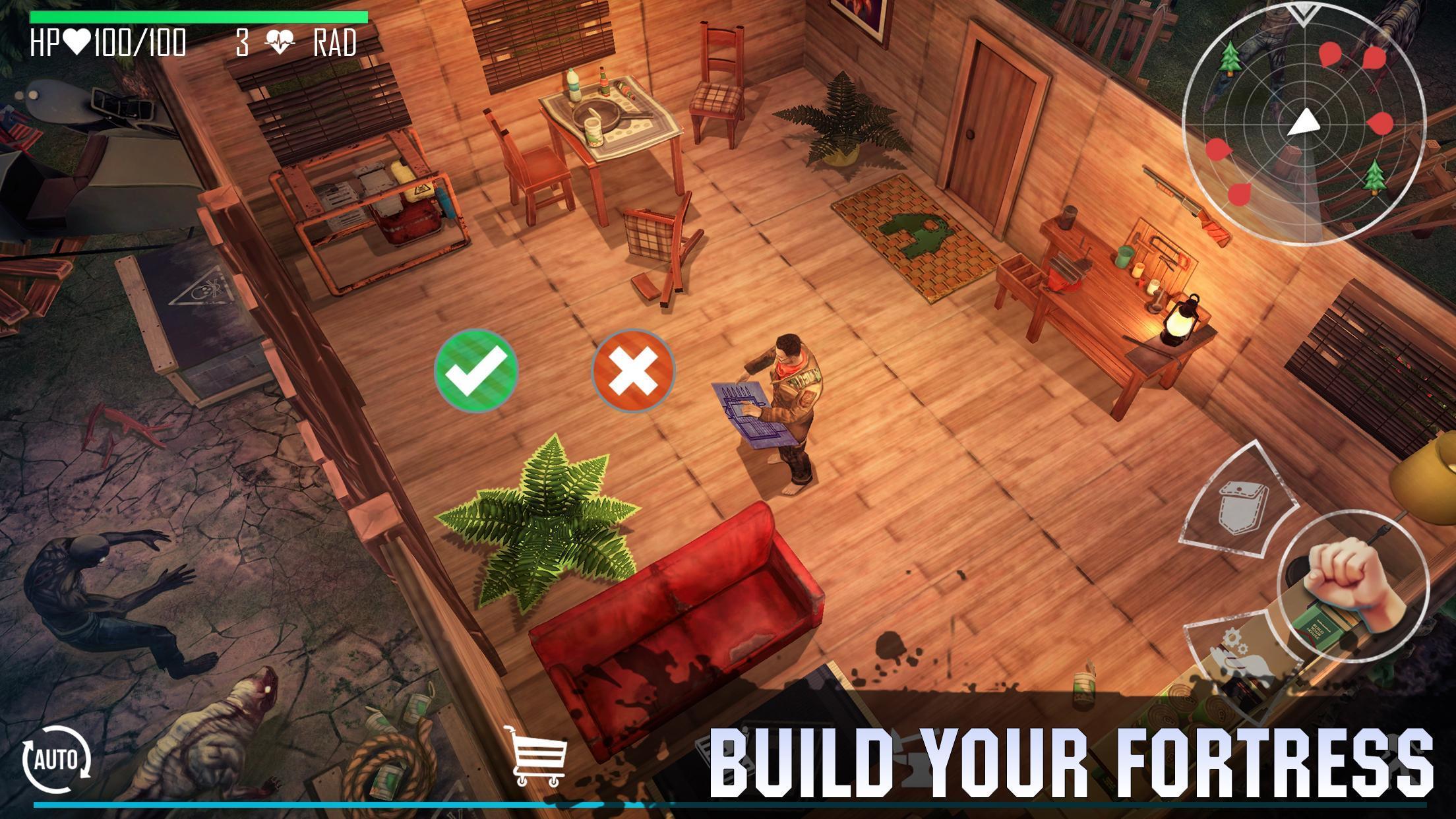 Live or Die: Zombie Survival 0.1.435 Screenshot 2