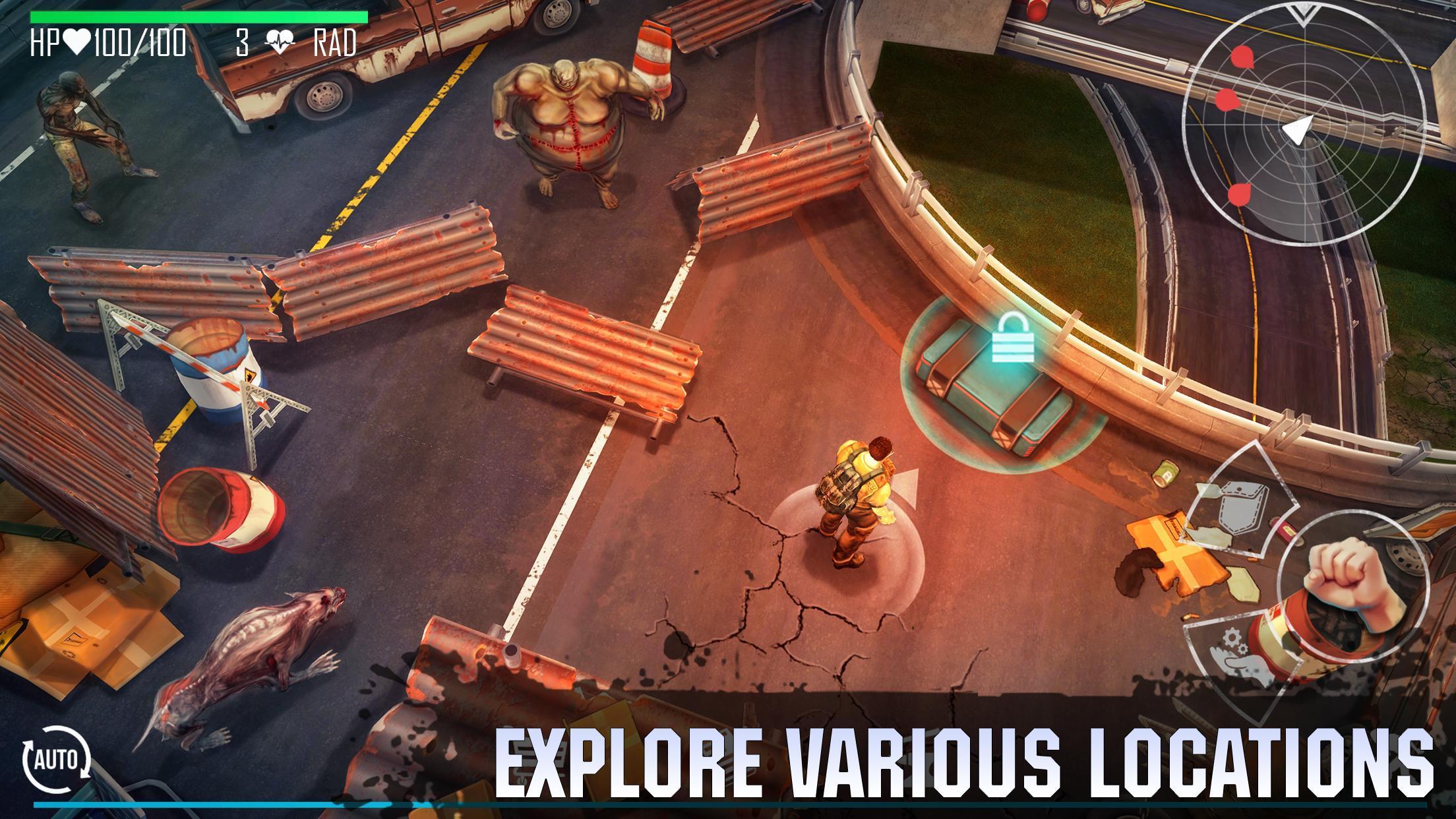 Live or Die: Zombie Survival 0.1.435 Screenshot 4