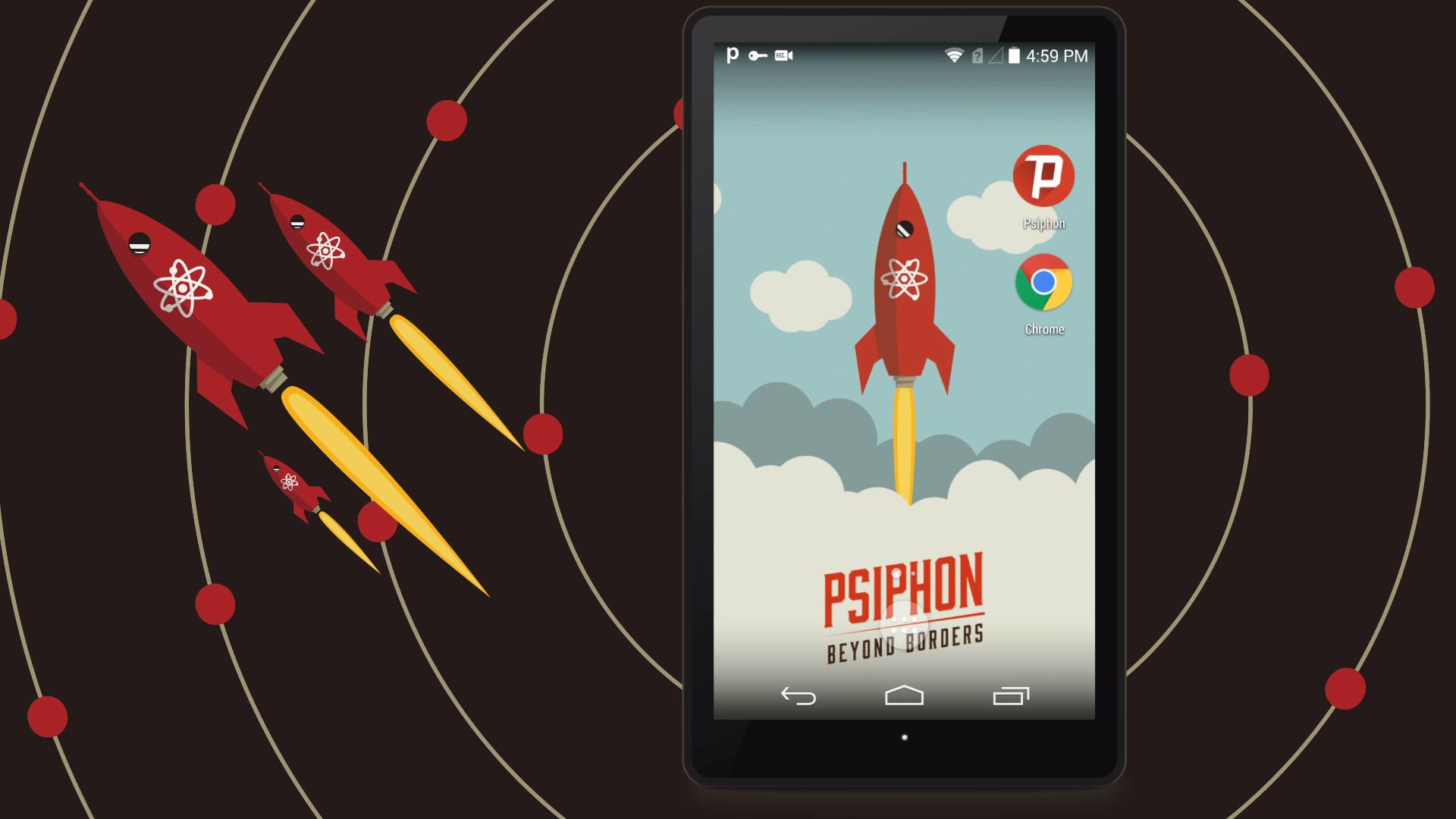 Psiphon Pro The Internet Freedom VPN 314 Screenshot 1