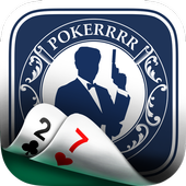 Pokerrrr 2 Poker with Buddies app icon