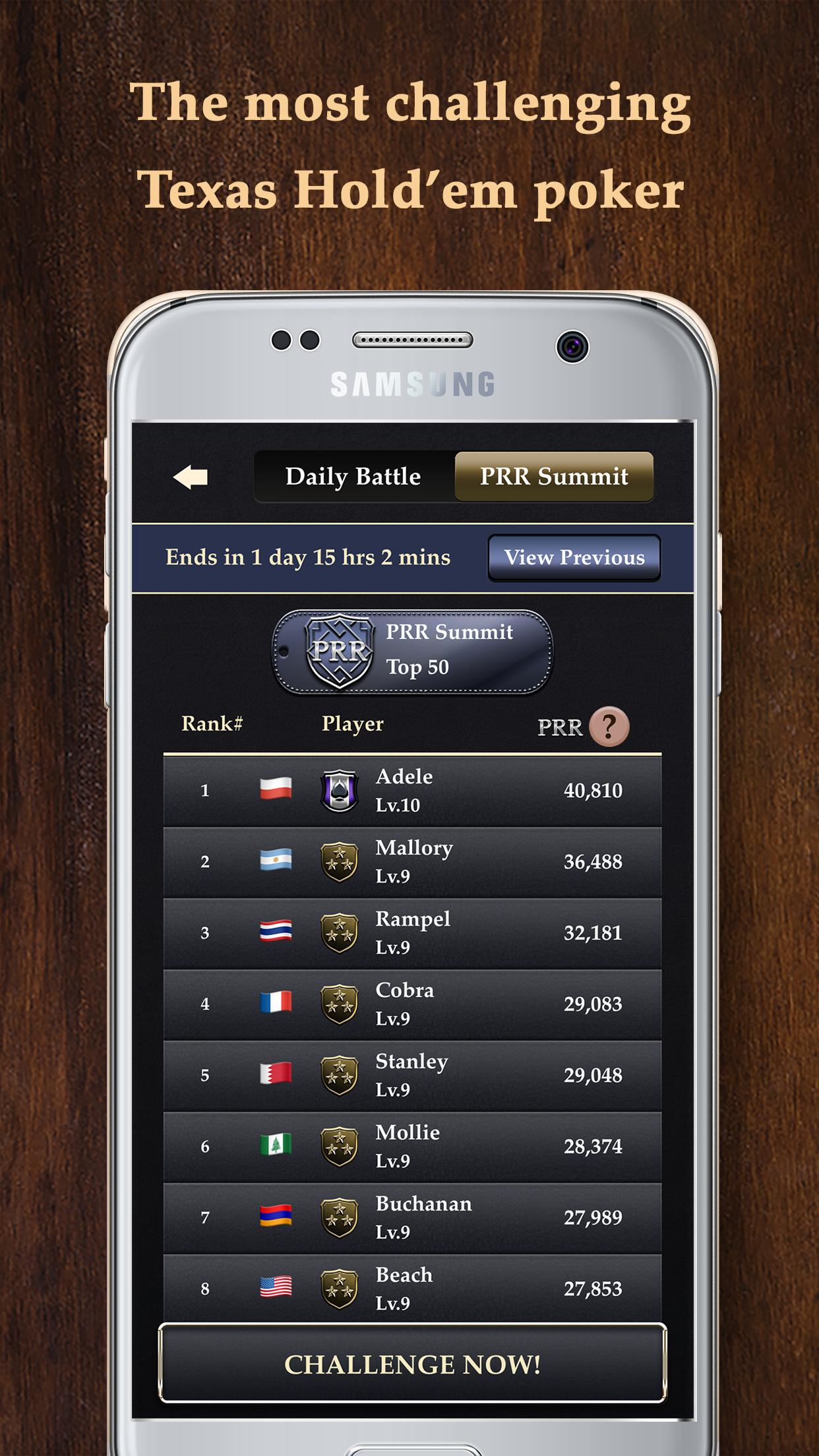Pokerrrr 2 Poker with Buddies 4.7.0 Screenshot 6