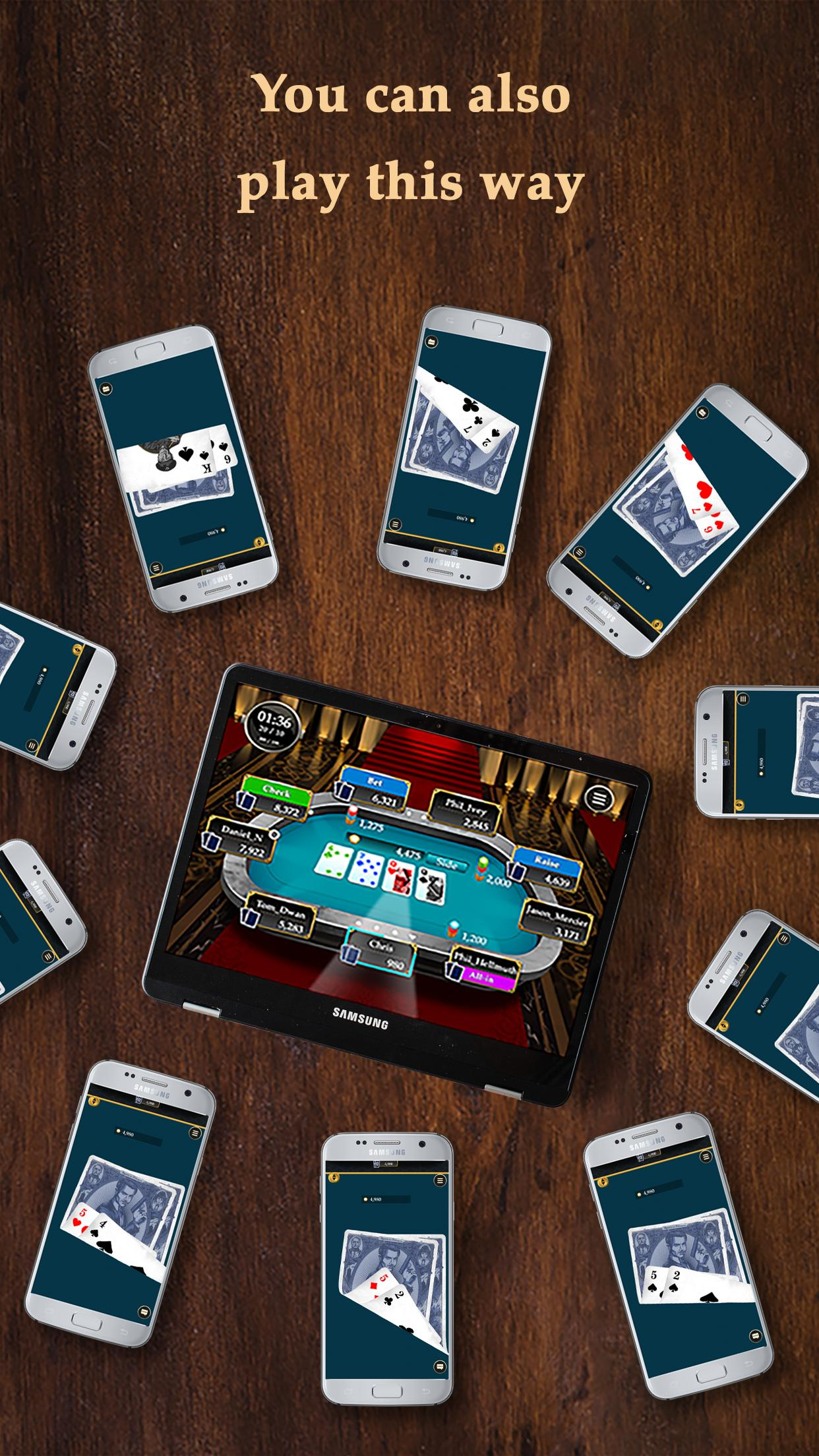Pokerrrr 2 Poker with Buddies 4.7.0 Screenshot 7