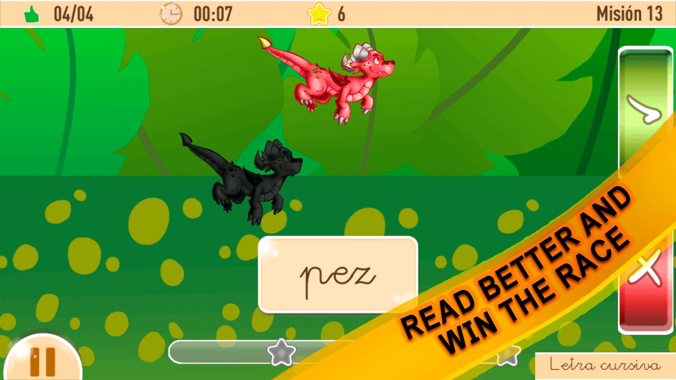 ReadUp by Glifing Improve your child's reading 1.59 Screenshot 2