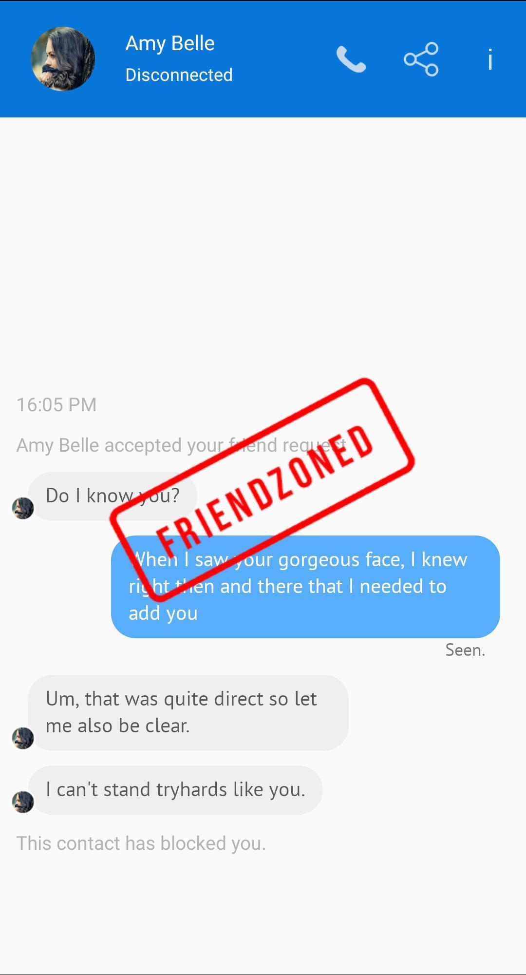 Friendzoned Sms Game 5.5.0 Screenshot 2