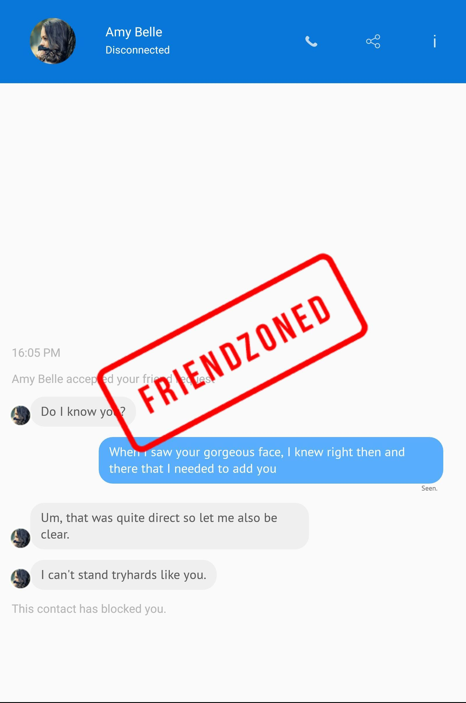 Friendzoned Sms Game 5.5.0 Screenshot 5