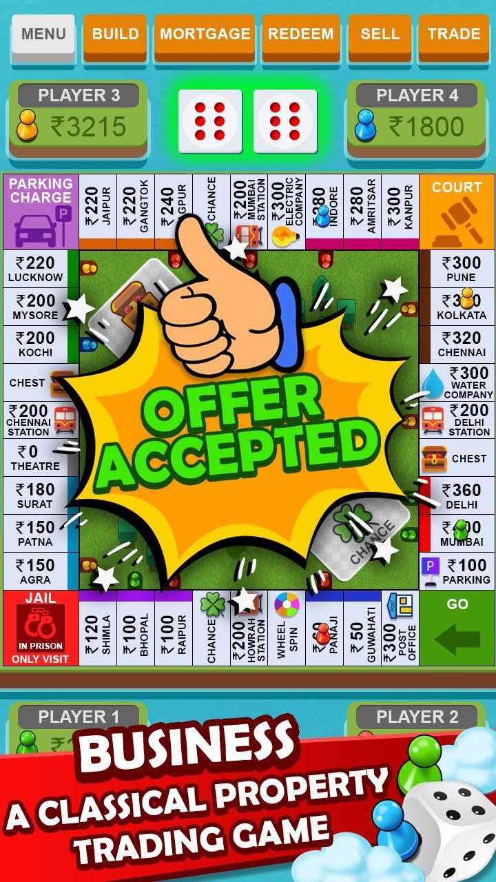 Vyapari : Business Board Game 1.9 Screenshot 18