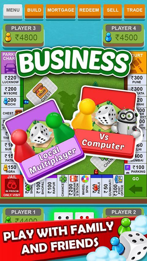 Vyapari : Business Board Game 1.9 Screenshot 2