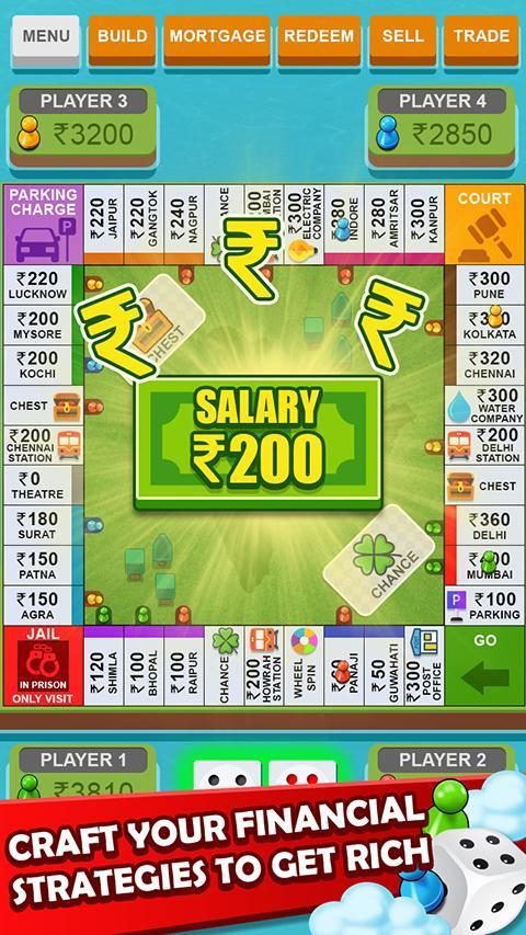 Vyapari : Business Board Game 1.9 Screenshot 4