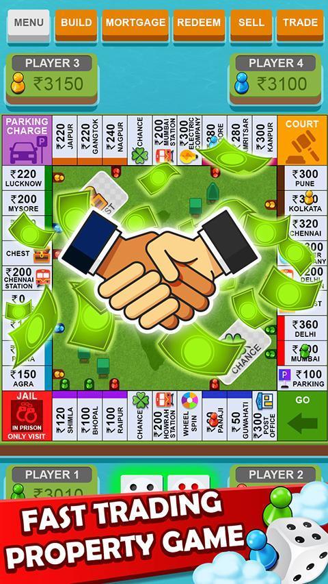 Vyapari : Business Board Game 1.9 Screenshot 5