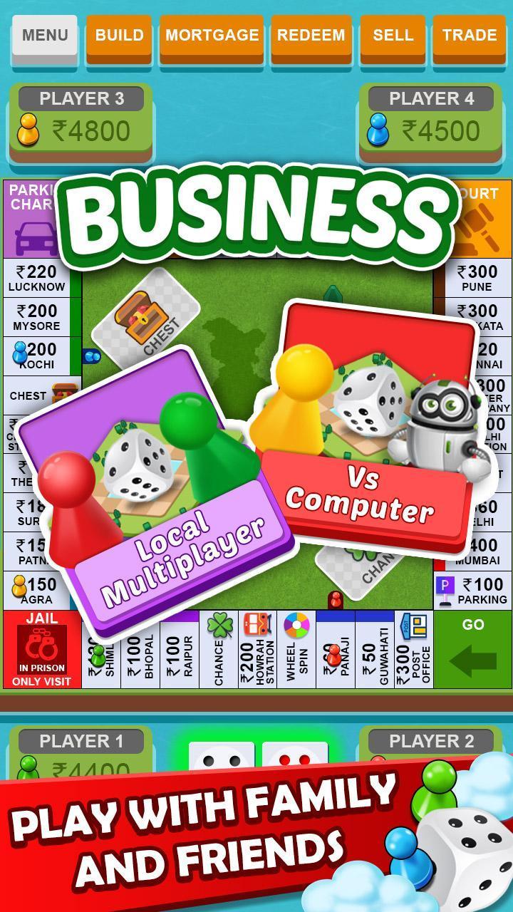 Vyapari : Business Board Game 1.9 Screenshot 8
