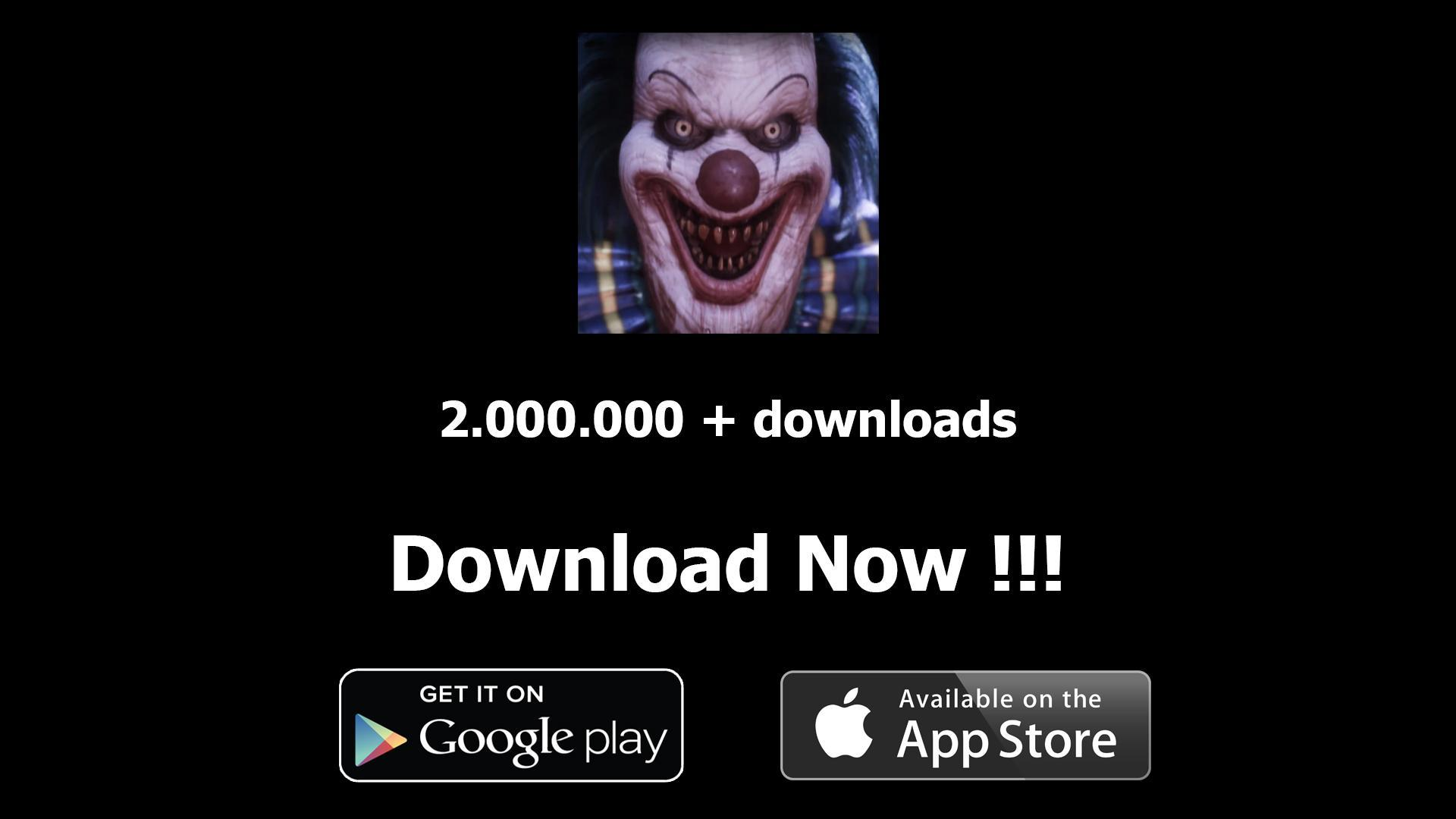 Horror Clown Pennywise - Scary Escape Game 2.0.20 Screenshot 14