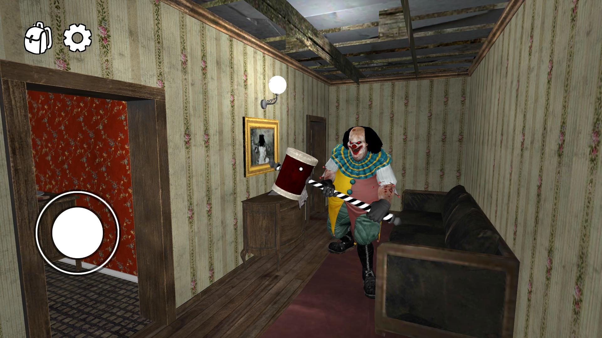 Horror Clown Pennywise - Scary Escape Game 2.0.20 Screenshot 9
